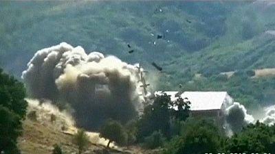 Turkish soldiers killed by suspected Kurdish militants in Diyarbakir