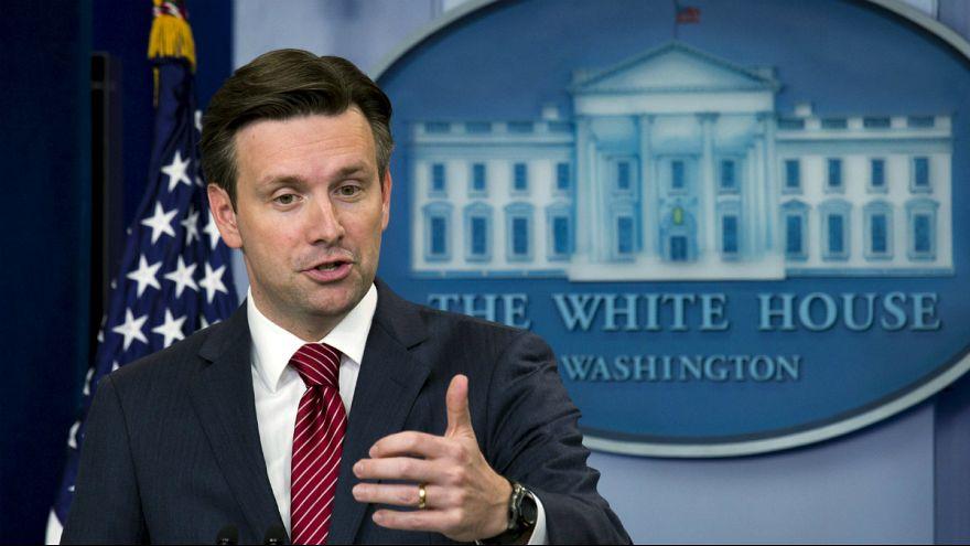 USA besorgt über iranische Truppen in Syrien