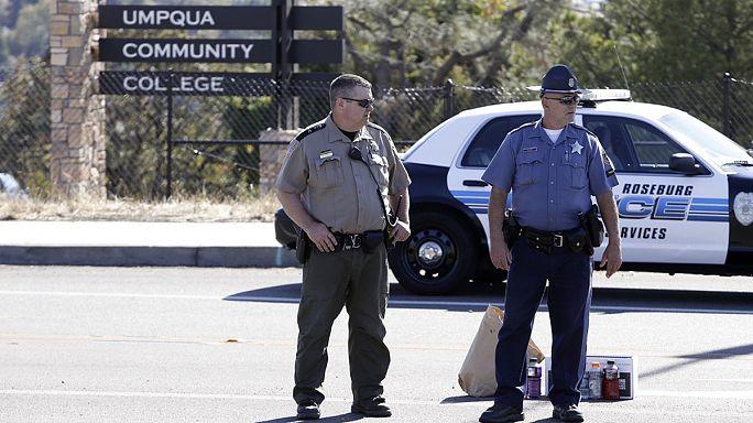 Перестрелка в Орегоне: трагедии становятся «обыденностью»