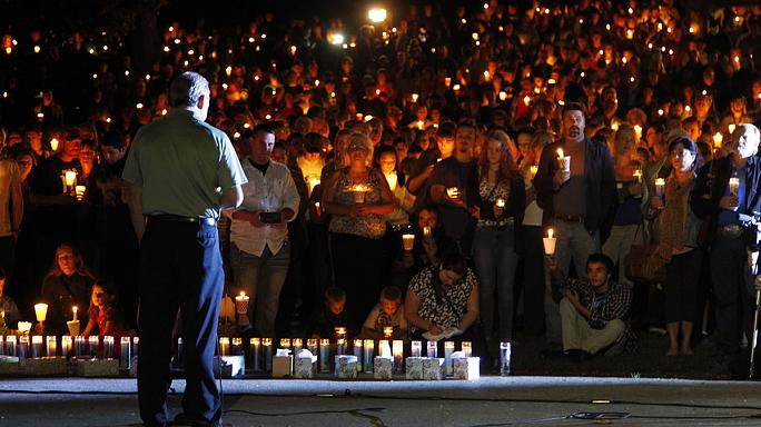 Gun control debate in the spotlight following Oregon campus shootings