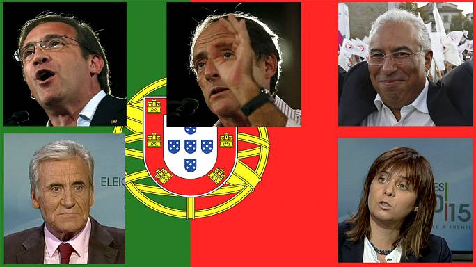 Fainthearted voters wary of Portuguese politics