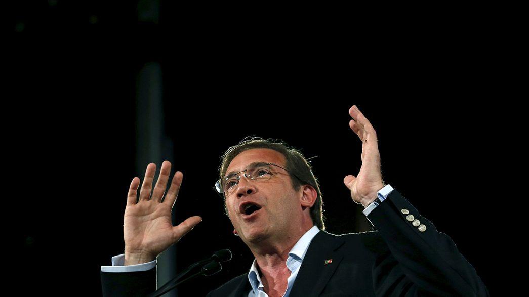 الإنتخابات العامة البرتغالية : إستطلاعات الرأي ترجح فوز التحالف الذي يقوده رئيس الوزراء