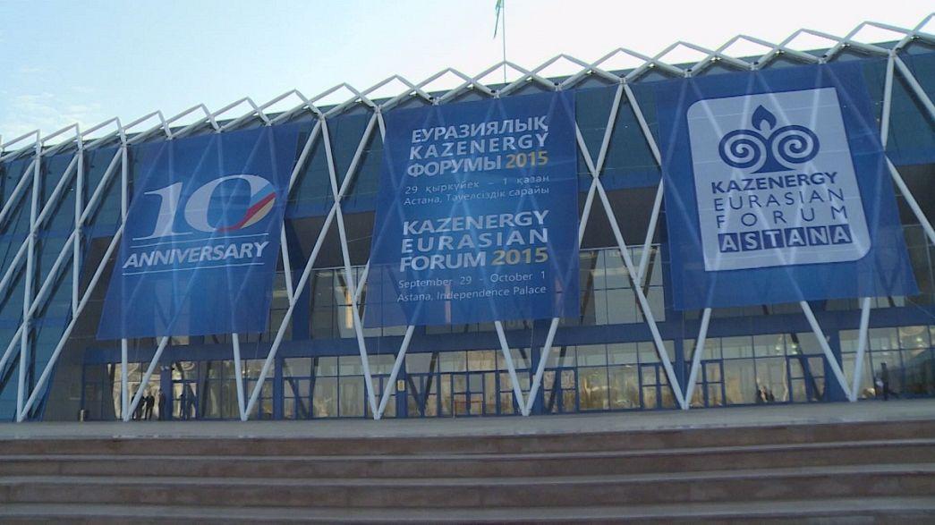 Foro Kazenergy en Astana: la vida con unos bajos precios energéticos