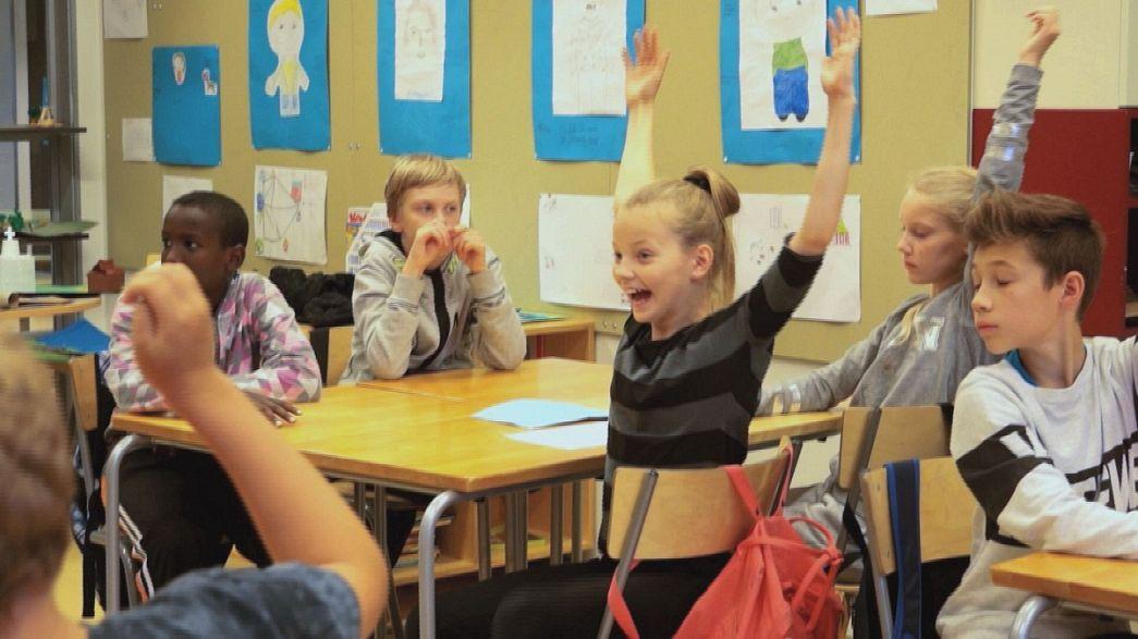 Pioneras reformas escolares para mejorar el sistema educativo