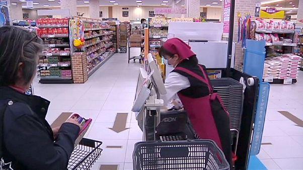 Fellendülőben a belső fogyasztás Japánban