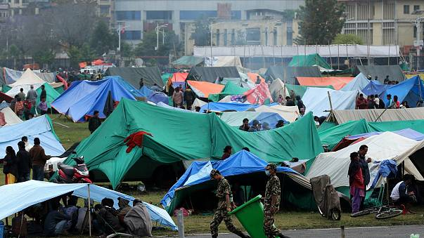 Image: Death Toll Reaches 4000 Following Devastating Nepal Earthquake