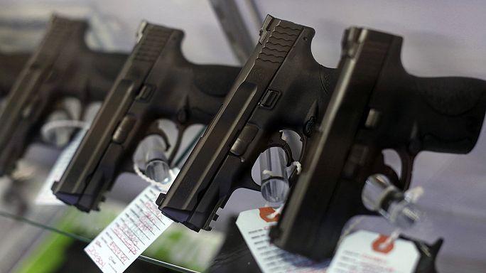 Etat des lieux dans l'Amérique d'Obama : 8 124 morts par armes à feu, 42 victimes du terrorisme