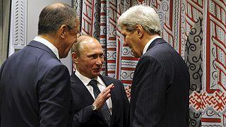 """Vladímir Chizhov, embajador de Rusia ante la UE: """"Rusia lucha contra el grupo Estado Islámico"""""""