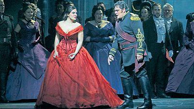 Center stage: The Metropolitan Opera
