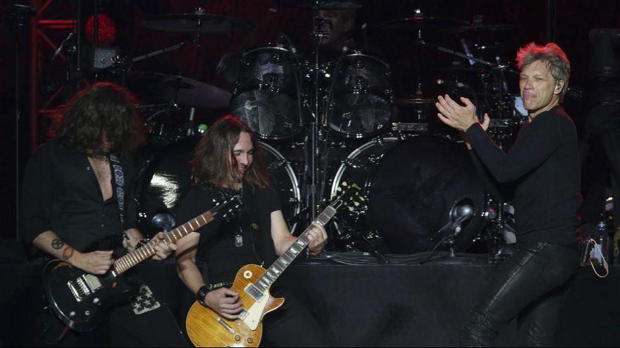 Ex-Pink Floyd Roger Waters critica Bon Jovi por concerto em Telavive