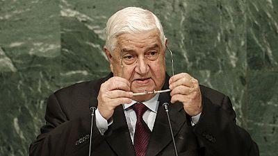 Síria diz que raides da coligação só têm propagado o terrorismo