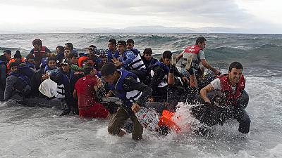 Migrants rush to Europe before weather deteriorates
