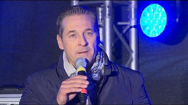 تصاعد نجم حزب الحرية النمساوي بسبب عدائه للمهاجرين
