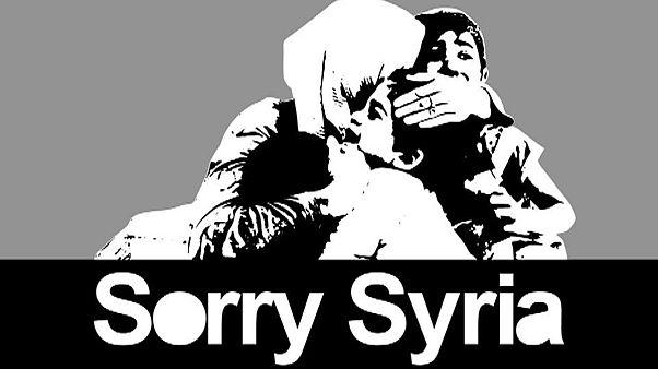#SorrySyria - Facebook-Protest von Iranern im Exil