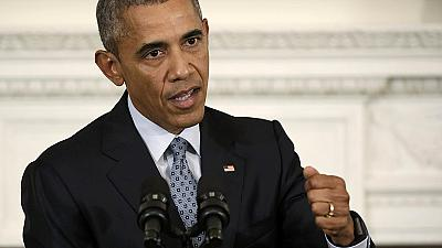 Obama: Russia's strikes in Syria 'strengthening ISIL'