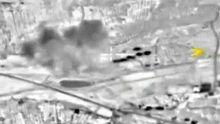 Rusia ataca por primera vez la provincia siria de Al Raqa, bastión de los yihadistas