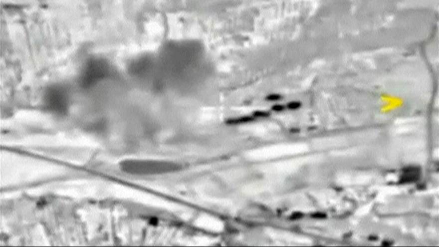 ISIL operations centre in Idlib, Syria 'destroyed' by Russian airstrike