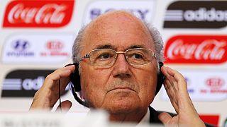 Les sponsors de la Fifa veulent mettre Blatter sur la touche
