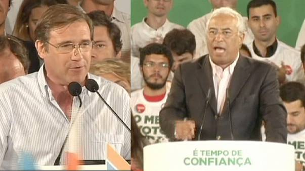 Portugal: el voto de los indecisos, principal reclamo en el cierre de campaña electoral