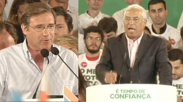 Portugal set for Sunday's election
