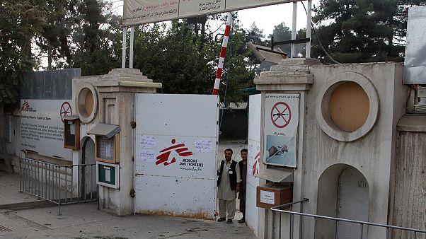 Un hôpital de Médecins sans Frontières bombardé à Kunduz