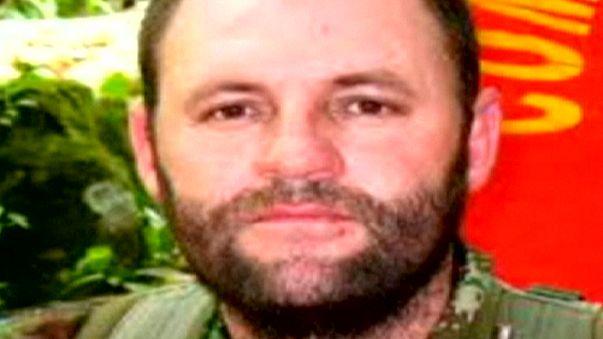 Muere en un bombardeo uno de los principales narcotraficantes colombianos