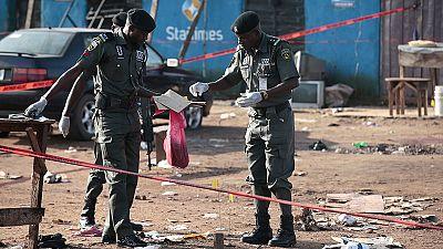 A violência regressa à capital da Nigéria