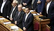 Greek parliament opens with swearing in ceremony