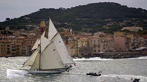 """""""Les Voiles de Saint-Tropez"""" 2015"""