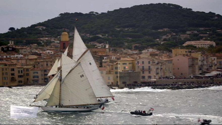 Les Voiles de Saint-Tropez 2015