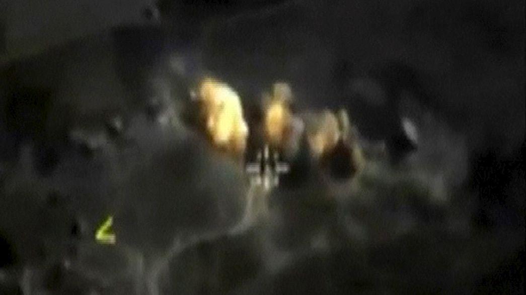 Síria: Rússia realizou 20 raides aéreos em 24 horas