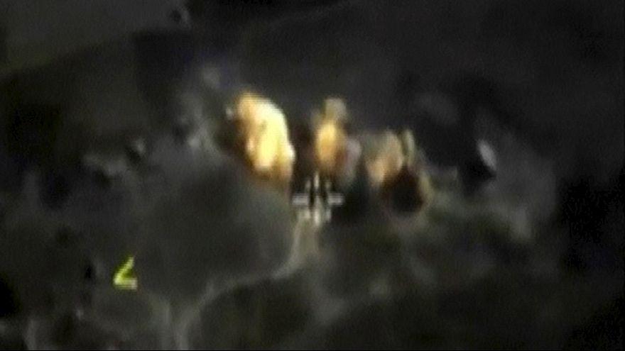 La coalition somme Moscou de ne viser que l'Etat islamique en Syrie