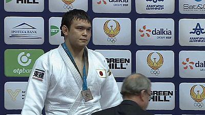 Judo Tashkent: due ori giapponesi nell'ultima giornata, male l'Italia