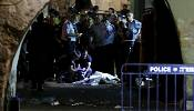Palestinian attacker kills two people in Jerusalem's Old City, say police