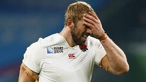 England dumped out of their own World Cup