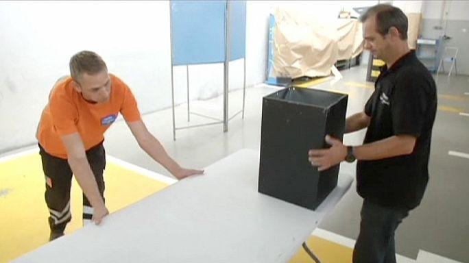 Cavaco Silva pide a los portugueses que acudan a las urnas horas antes de las elecciones