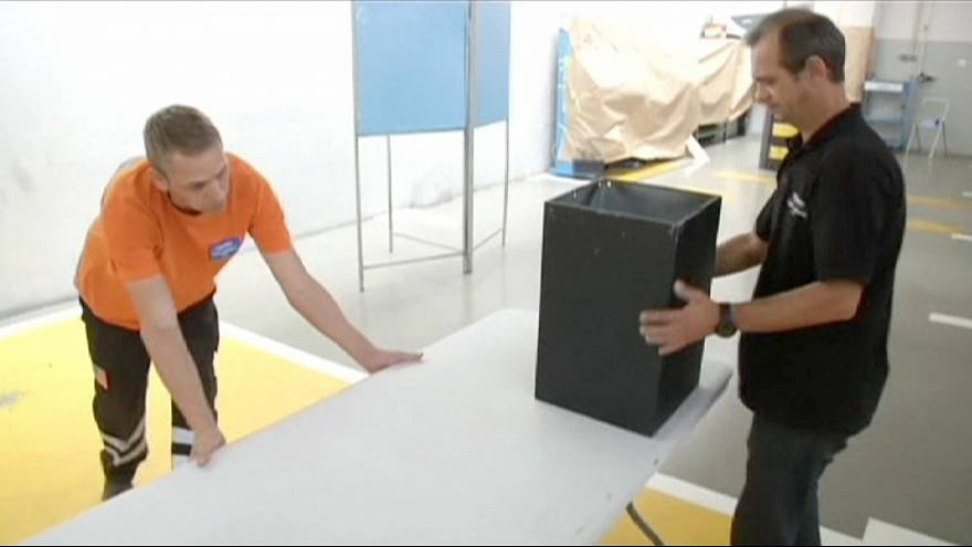 Portugal parliamentary elections underway