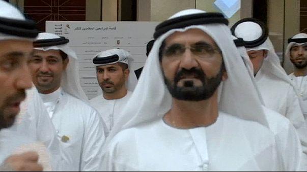 Választást tartottak az Egyesült Arab Emírségekben
