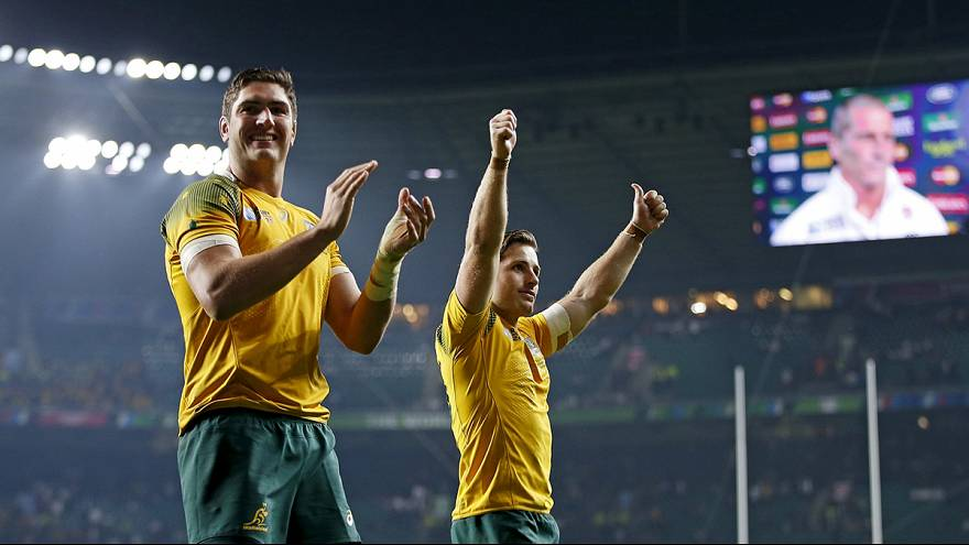 Rugby World Cup 2015: England crash out after 33-13 loss to Australia