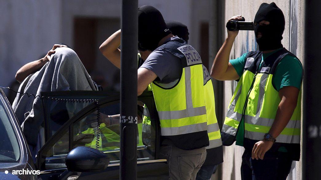 Detenidas 10 personas vinculadas al grupo Estado Islámico en España y Marruecos