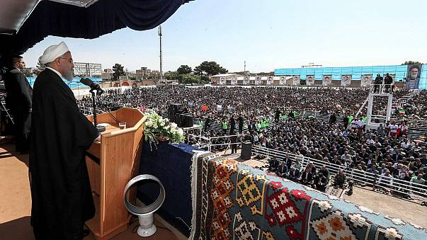 Image: IRAN-US-NUCLEAR-DIPLOMACY