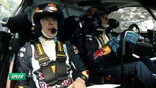 Speed: Fransa Rallisi