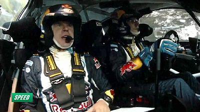 Latvala claims his third win of the season