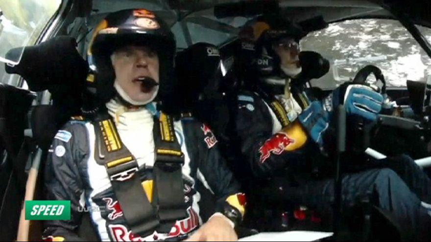Speed : victoire en beauté pour Latvala