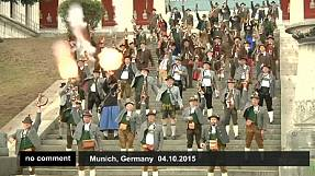 Last day of Oktoberfest '15