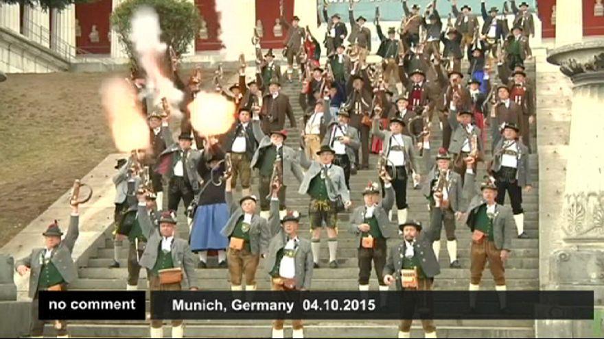 Gran finale all'Oktoberfest 2015
