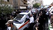 Thousands attend funeral ceremony in Tehran for Hajj crush victims