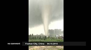 Tornados in China