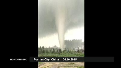 Tornados in China – nocomment