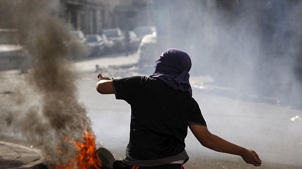 Kudüs'te Filistinli protestocularla İsrail polisi arasında gerilim tırmanıyor
